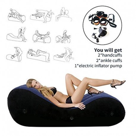 Heartley Inflatable Sex Sofa for Women